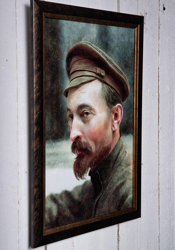 Портрет Феликса Дзержинского заказать